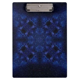 Abstract Starry Sky Clipboard