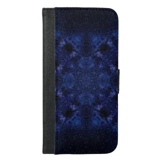 Abstract Starry Sky iPhone 6/6s Plus Wallet Case