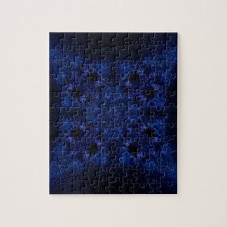 Abstract Starry Sky Jigsaw Puzzle
