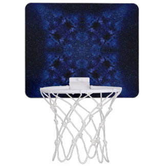 Abstract Starry Sky Mini Basketball Hoop