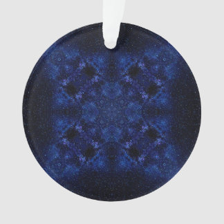 Abstract Starry Sky Ornament