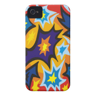 Abstract Stars BlackBerry Bold Case