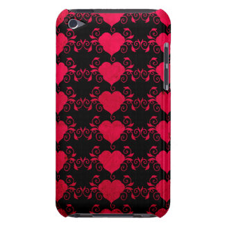 Abstract Steampunk Heart Barely There iPod Cover