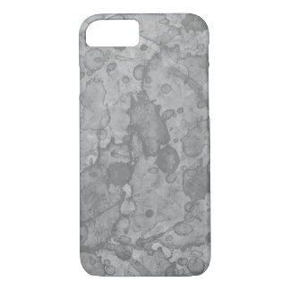 Abstract Stone Watercolor Print iPhone 8/7 Case