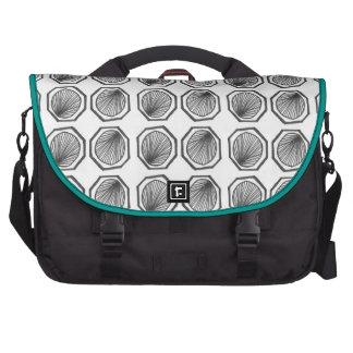 Abstract Stoplight Messenger Bag