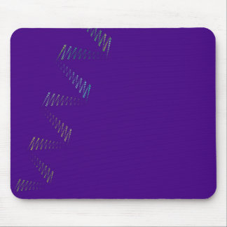 abstract streamer mouse pad
