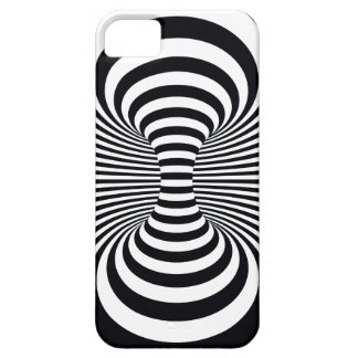 Abstract  Stripes  Shape Circles iPhone 5 Cases