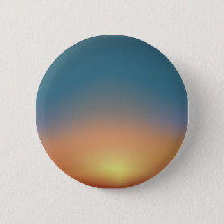Abstract Sunset 2 Inch Round Button