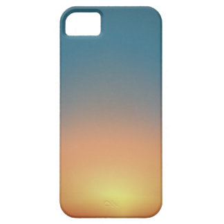 Abstract Sunset iPhone 5 Covers