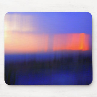 Abstract Sunset Mousepad