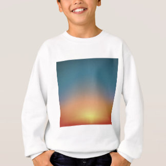 Abstract Sunset Sweatshirt