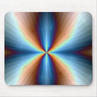 Abstract Supernova Explosion Fractal Mousepad