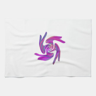 Abstract swirl #75, gifts and t shirts kitchen towel