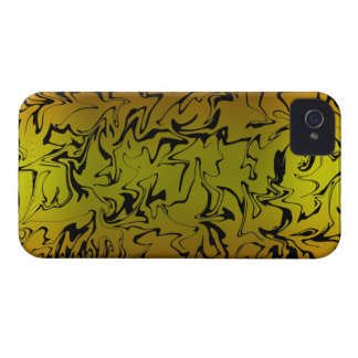 Abstract Swirl iPhone 4 Covers