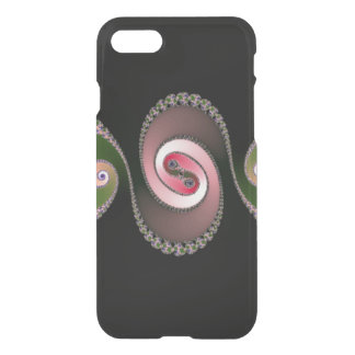 Abstract Swirl Fractal Art iPhone 7 Case