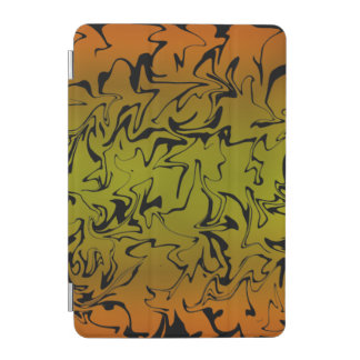 Abstract Swirl iPad Mini Cover