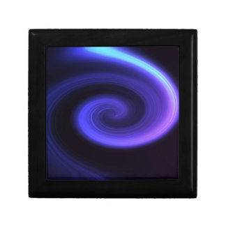 Abstract swirl. jewelry boxes