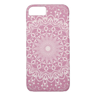 Abstract swirl pattern iPhone 7 case