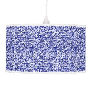 Abstract Swirl Pendant Lamp