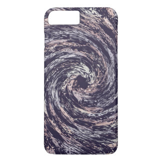Abstract swirl texture iPhone 8 plus/7 plus case