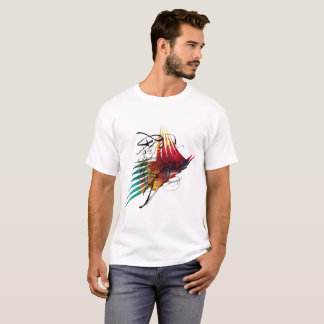 Abstract Symbolism man's T-shirt
