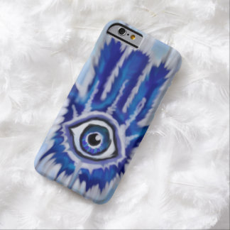 Abstract Tarot Hamsa Eye iPhone 6 Case