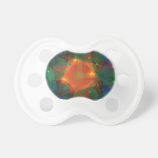 abstract texture pacifier
