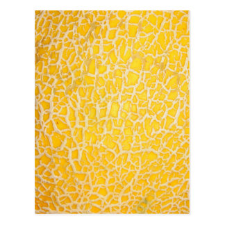 Abstract texture postcard