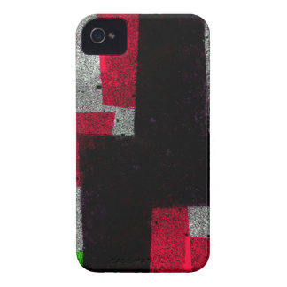 Abstract Tiles Case-Mate iPhone 4 Case