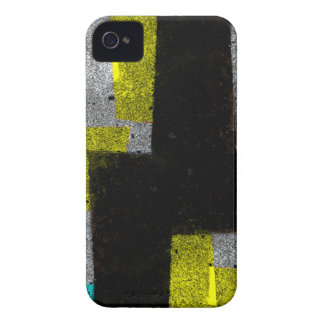 Abstract Tiles iPhone 4 Cases