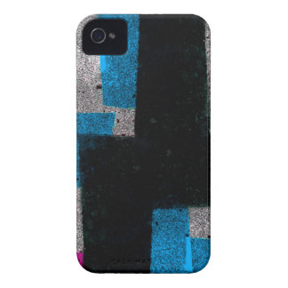 Abstract Tiles iPhone 4 Cover
