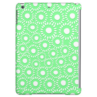 Abstract tiny floral iPad air cover