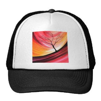 Abstract Tree - Modern Art Trucker Hat