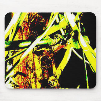 Abstract Tree Mouse Pads