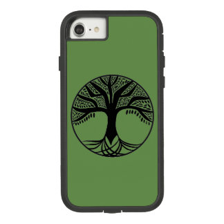 Abstract Tree of Life iPhone 7 Case