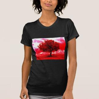 Abstract Tree T-shirts
