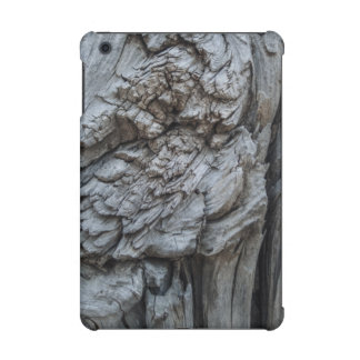 Abstract Tree Trunk Texture iPad Mini Cases