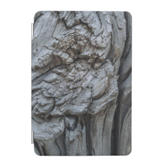 Abstract Tree Trunk Texture iPad Mini Cover