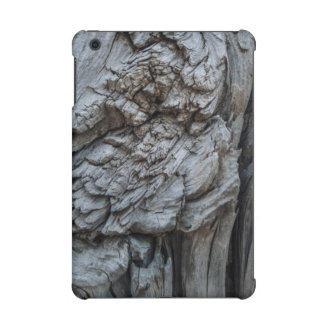 Abstract Tree Trunk Texture iPad Mini Retina Cases