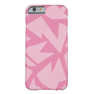 Abstract Triangles Barely There iPhone 6 Case