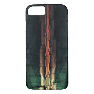 Abstract Triangles iPhone 7 Case