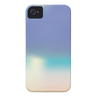 Abstract Tropical beach iPhone 4 Cases