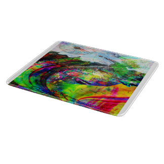 Abstract Tropical Fantasy Boards