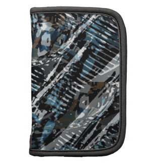 Abstract V-Twin Folio Planners