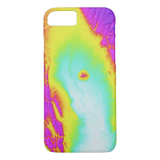 Abstract Variations- California- Tie Dyed Case-Mate iPhone Case