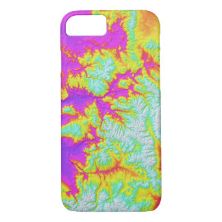 Abstract Variations- Colorado- Tie Dye Case-Mate iPhone Case