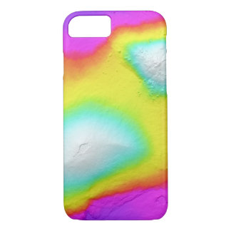 Abstract Variations- Hawaii- Tie Dye iPhone 8/7 Case