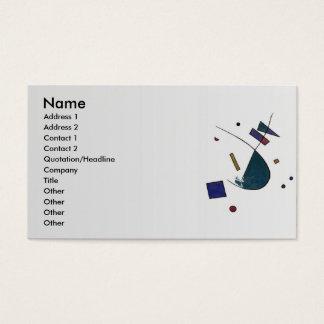 Abstract Verdi Profile Card