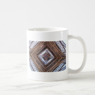 Abstract view of Eiffel Tower Coffee Mug