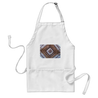 Abstract view of Eiffel Tower Standard Apron